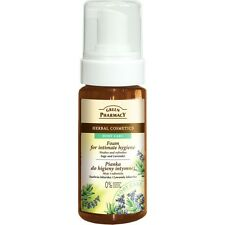 GREEN PHARMACY FOAM FOR INTIMATE HYGIENE LAVENDER washes& refreshes