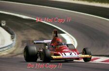 Niki Lauda Ferrari 312 B3 French Grand Prix 1974 Photograph 1