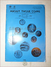 NUMISMATICA MONETE: About those Coins 1975 Spink & Son Numismatics Catalogo