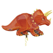 Triceratops Shaped Supershape Foil Balloon