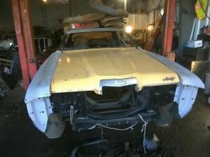 Rear Axle Fits 71-73 COUGAR 91737