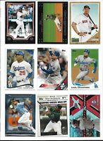 CARL CRAWFORD (TAMPA BAY RAYS) - 85 BASEBALL CARD LOT W/INSERT/PARALLELS