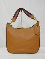NWT! MARC By Marc Jacobs M0009356 Gotham Hobo Bag in 237 - Maple Tan