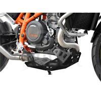KTM 690 Duke BJ 2012-19 Motorschutz Unterfahrschutz Bugspoiler schwarz