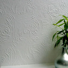 RD0108 Anaglypta Wallcovering Supaglypta Richard Paintable Textured Wallpaper