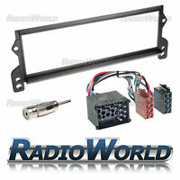 BMW Mini One / Cooper Stereo Radio Full Fitting Kit Facia / ISO Lead FP-06-05