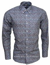 Cotton Regular Fit Button Down Casual Shirts & Tops for Men