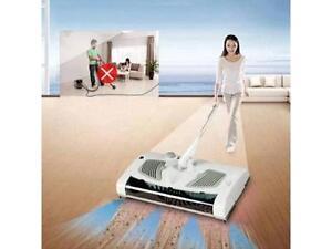 The Swivel Sweeper Clean Sweep 2/1 Cordless Floor Mops Marble Tile Linoleum Wood