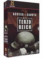 ASCESA E CADUTA DEL TERZO REICH - HISTORY - ITA - ENG - 2 DVD