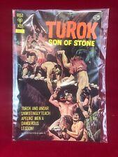 Turok Son Of Stone Comic Book Gold Key March