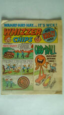 Whizzer and Chips Comic 18th November 1978