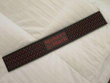 Commercial Grade MAKER'S MARK Rubber Bar Rail Runner Spill Mat Drip Tray NEW