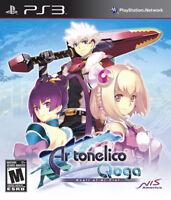 Ar Tonelico Qoga: Knell of Ar Ciel PS3 New PlayStation 3, Playstation 3