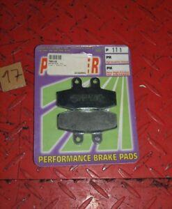 Bremsbeläge Bremsklötze KTM 125 250 350 500 600 DX MX EXC P111 #17