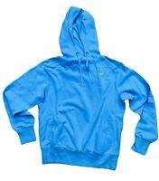 NEW Nike Sportswear NSW Mens Vintage Organic Cotton Slim Fit Hoodie Blue L