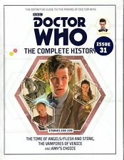 DOCTOR WHO: THE COMPLETE HISTORY VOLUME 31 HARD COVER (PANINI) NEW
