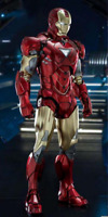 Play Toys Marvel Avengers Iron Man Mark VI MK6 1/6th Diecast Figure Toy