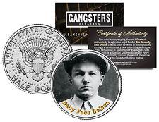 BABY FACE NELSON * Gangster Series * JFK Kennedy Half Dollar U.S. Coin