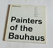 PAINTERS of the BAUHAUS Marlborough Fine Art 1962 Exhibition catalogue