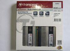 Transcend AxeRam DDR3-2400 8Gb (2x4Gb)