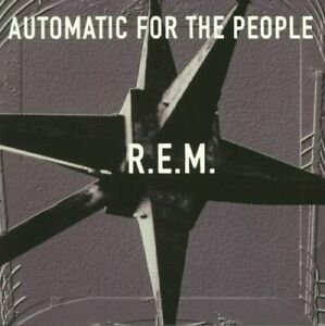 R.E.M Automatic for the People CD Released 1992