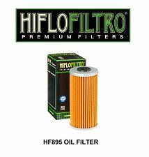 HiFlo HF895 Ural 650cc 750cc Vintage SideCar Chopper Custom Oil Filter