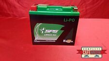 (LG) CAFE RACER LITHIUM ION BATTERY 12V COMPACT LIGHTWEIGHT 12AMP 220CCA