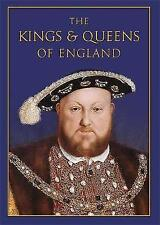 The Kings And Queens of England,GOOD Book