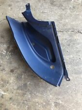 Honda S2000 Ap2 Ap1 00-09 Rear Left Drivers Corner Plastic Blue  Soft top