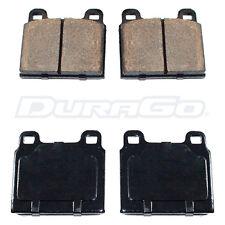 Disc Brake Pad Front IAP Dura BP45AS