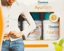 3 X Himalaya Ayurslim 60 Capsules Each Helps Weight Management | Free Shipping
