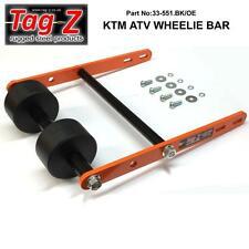 KTM Quad Bike ATV Wheelie Bar Naranja