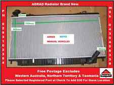 Radiator Holden Commodore VE 2006-11 V8 6ltr 6.2ltr Manual HSV ClubSport SS Koyo