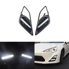 Led Daytime Running DRL Fog Light Lamp For Scion FR-S Toyota GT86 Subaru BRZ