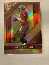 New listing 2020 NFL Panini Gold Standard Tom Brady BUCCANEERS /99 SSP - Rare mint 🔥🔥