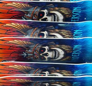 Powell Peralta Pro Andy Anderson Heron Flight Skateboard Deck 9.13