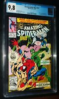 THE AMAZING SPIDER-MAN #370 1992 Marvel Comics CGC 9.8 NM/MT White Pages