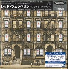 LED ZEPPELIN-PHYSICAL GRAFFITI STANDARD EDITION-JAPAN 2 CD F83
