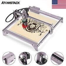 Atomstack A5 Pro 40w Laser Engraver Cnc Engraving Cutting Machine 410x400 Usa