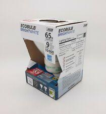 EcoSmart 65-Watt LED Ceiling Light Bulb Bright White (2 pack)