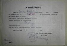 Marsch-Befehl 1946. Geschäftsbedingungen. Deutsche Garten und Weinbauwirschaft.
