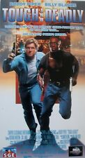 Tough and Deadly (VHS, 1995) Billy Blanks, Roddy Piper