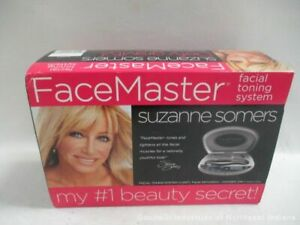 Suzanne Somers FACEMASTER Face Toning SKIN CARE Complete Anti Aging NEW (MB)