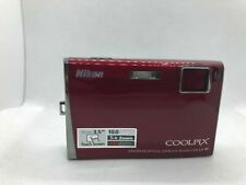 Nikon Coolpix S60 10MP Digital Camera with 5x Optical Vibration Reduction (VR) Z