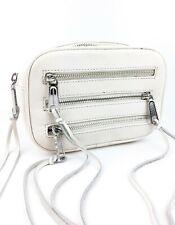MISSING BELT - Rebecca Minkoff 3 Zip Pebbled Leather Belt Bag/Fanny Pack