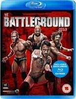 WWE - Battleground 2013 (Blu-ray, 2013) New Sealed CM Punk Daniel Bryant