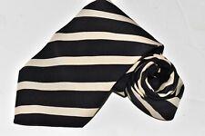 Men's Ralph Lauren Purple Label Black 100%Silk Neck Tie England