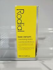 Rodial Bee Venom Cleansing Balm ~Bee V Super Serum~ 3.38 oz. Full Size Free Ship