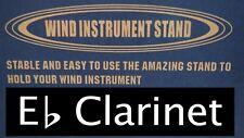 Eb-Clarinet Klarinetten Ständer Klarinettenständer für Eb Klarinette Es Klarine