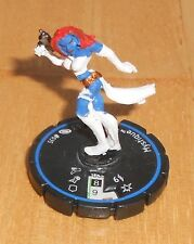 HERO CLIX - MARVEL UNIVERSE  - MYSTIQUE - #035 - WITHOUT CARD   EXPERIENCED